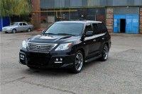 В Курской области судебные приставы арестовали автомобильLEXUSв счет оплаты долга по кредиту