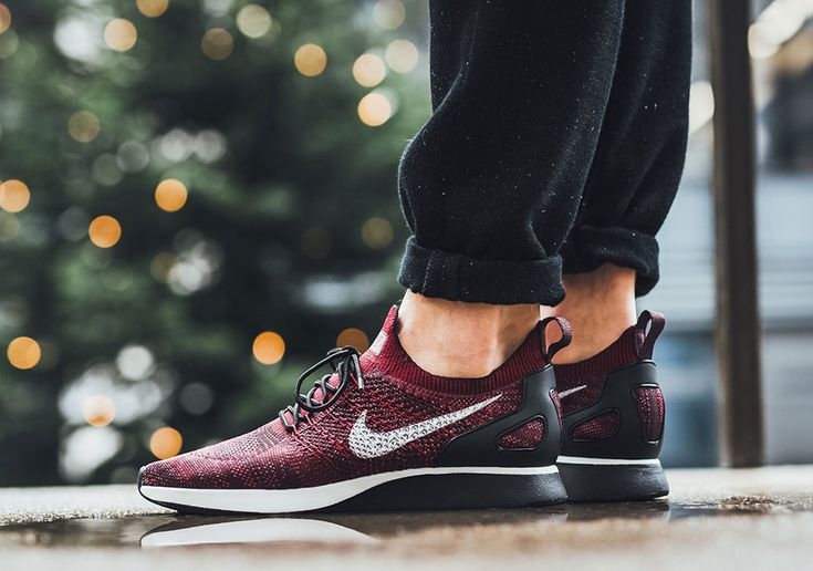 Nike Zoom Mariah Flyknit Racer Deep Burgundy 918264-600 Available Now #thatdope #sneakers #luxury #dope #fashion #trending