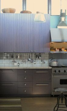 Hanging Kitchen Utensils Design Ideas, Pictures, Remodel, and Decor - page 2