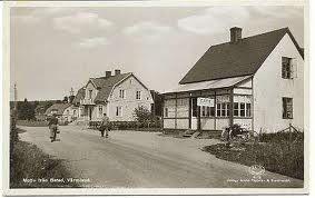 Bilder från förr - Koppom  Beted Cafe