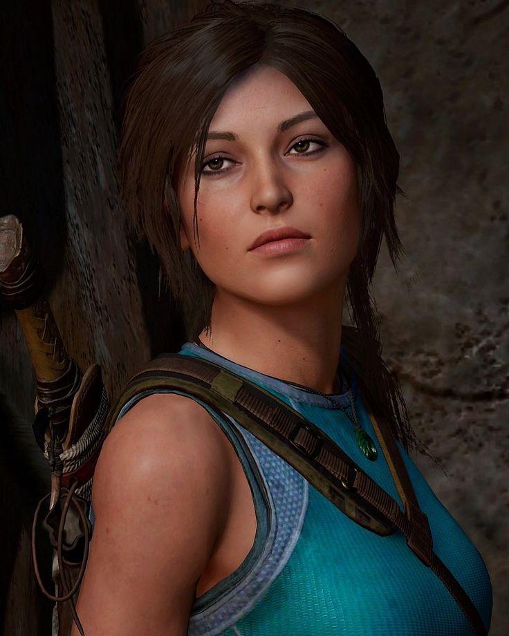 Lara Croft SOTTR in 2020