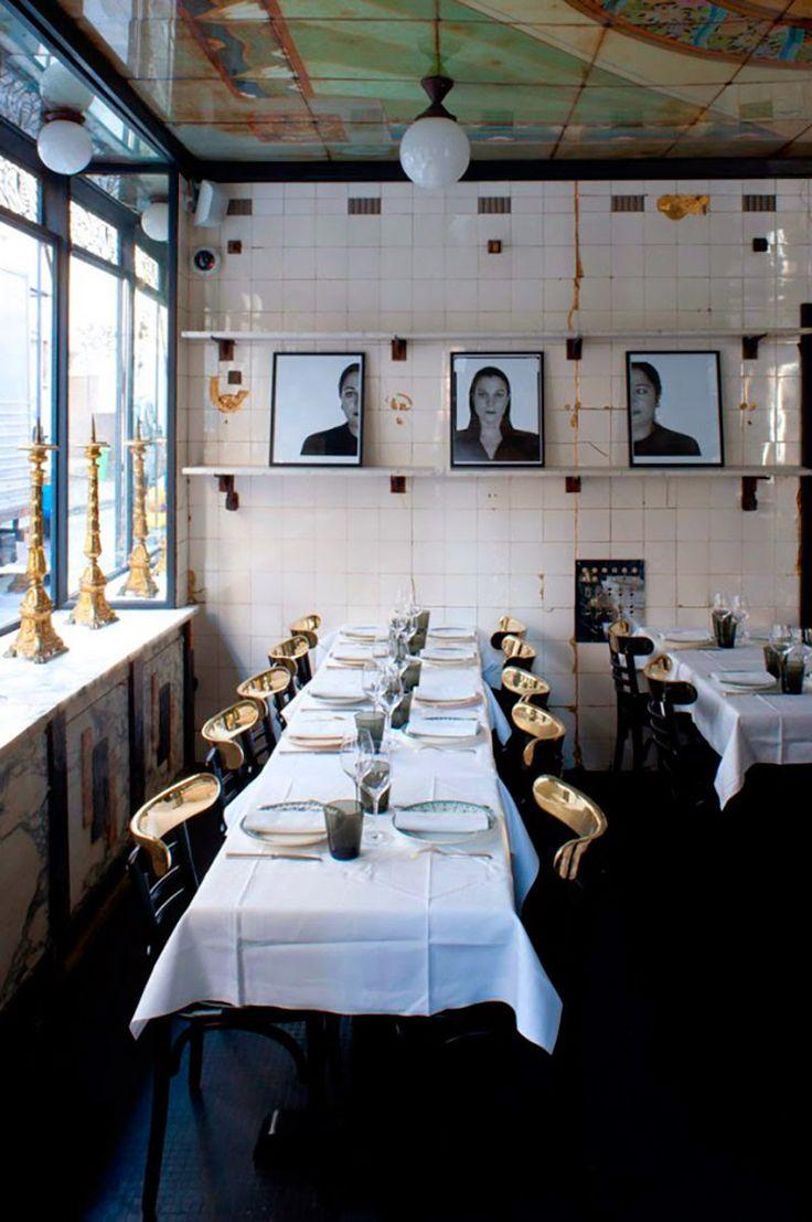 Restaurante Anahi París