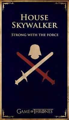 BetweenMirrors.com | Alt Art Gallery: Miguel Lokia Lokiable - Game of Thrones Pop Culture House Flags