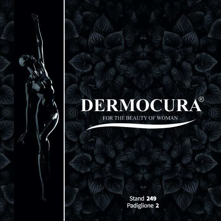Gr Graphic and Web Design for Dermocura - Aestetica 2016
