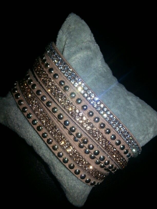 Stunning fo-suede wraps! # Jacqueline Kent jewelry.com