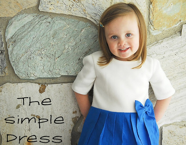 The Simple DressSimple Dresses, Diy Sewing, Crafts Ideas, Dresses Tutorials, Sewing Projects, Baby Sewing, Shwin Shwin, Clothing Diy, Babykid Sewing
