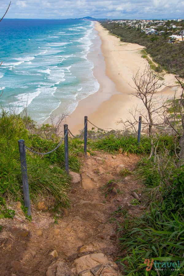Noosa Heads National Park, Queensland, Australia. One of the top 50 things to do in Queensland