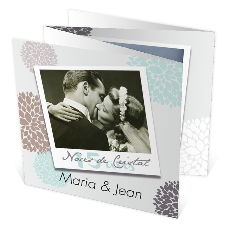 invitation anniversaire de mariage po tique pour convier votre famille f ter vos noces de. Black Bedroom Furniture Sets. Home Design Ideas