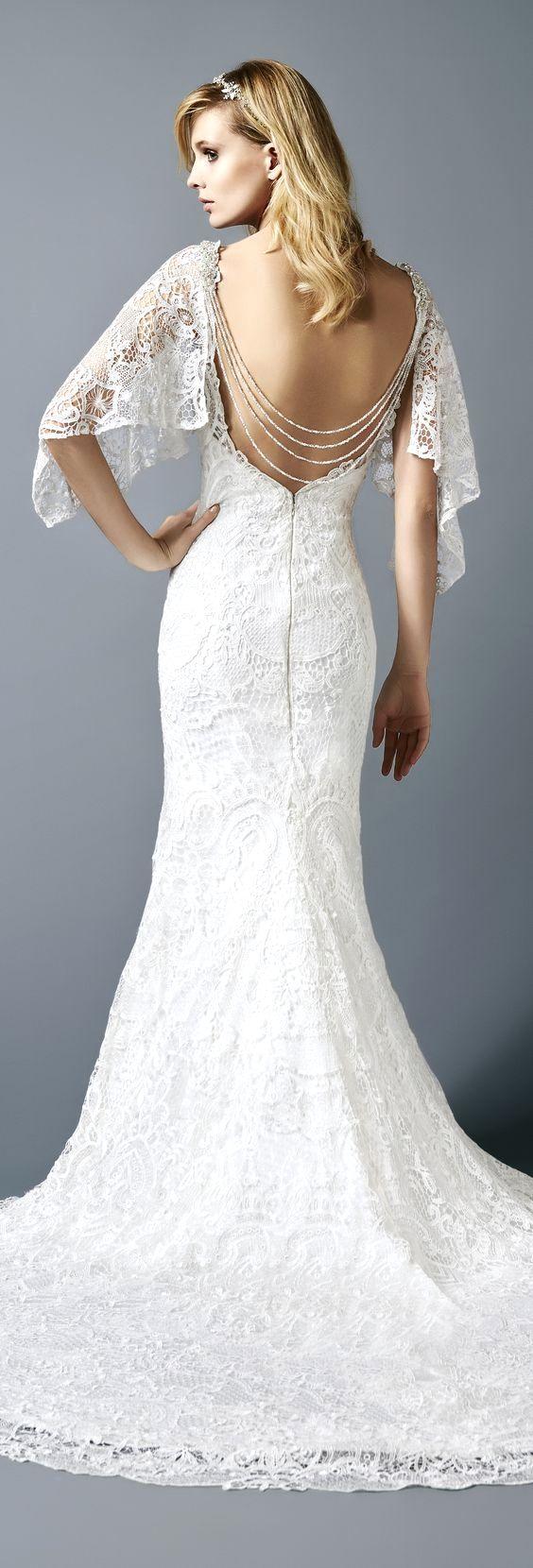 40 best Brautkleider images on Pinterest | Hochzeiten ...