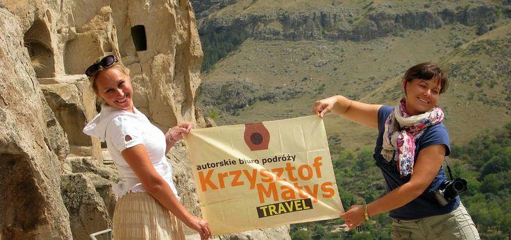 Gruzja Wardzia Krzysztof Matys Travel