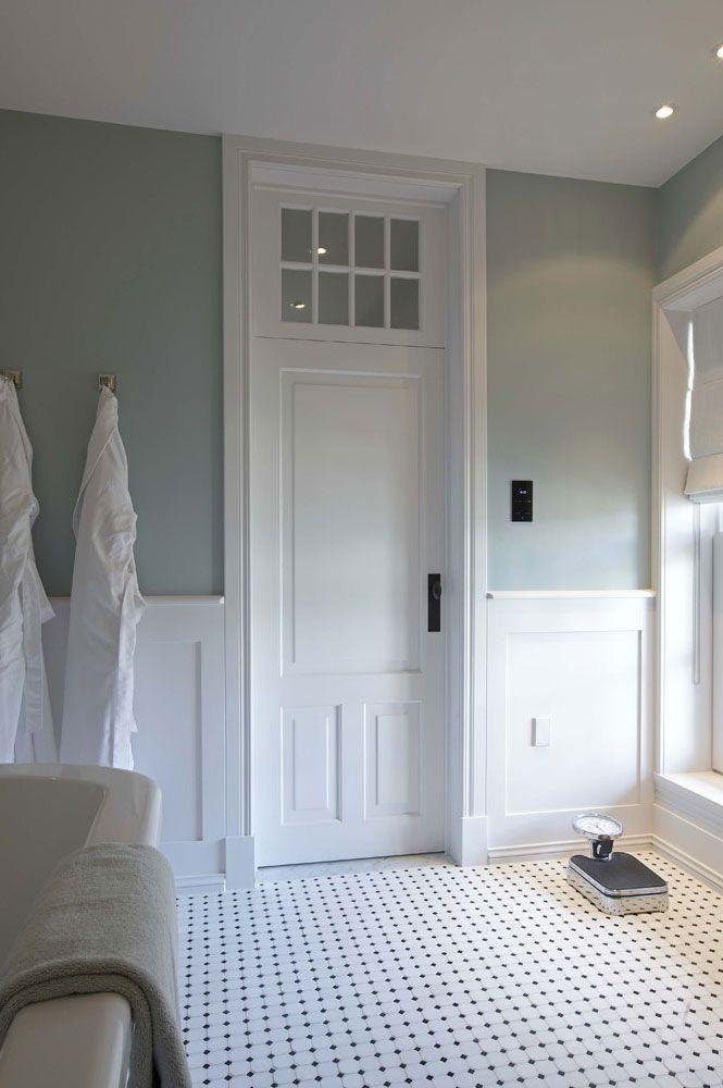 Wall color, flooring