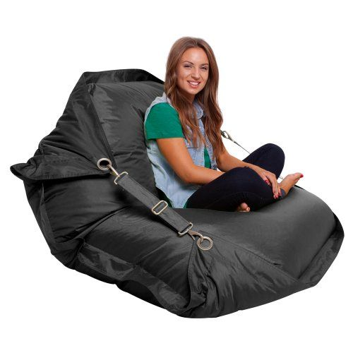 1000 ideas about giant bean bags on pinterest bean bags. Black Bedroom Furniture Sets. Home Design Ideas