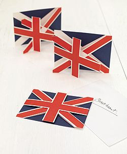 Folding Union Jack Card £4.50 We made these at Brownies!!