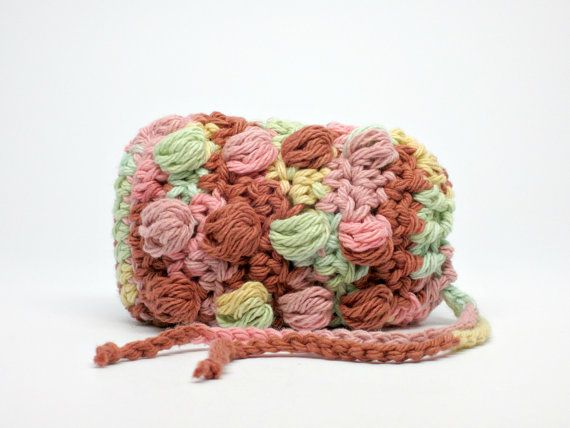 Soap Sack Massaging Soap Saver Crochet Soap by GwensHomemadeGifts