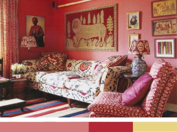pink living room furniture. Living Room Of Lulu Lytle Co Founder Soane Ltd Bespoke Furniture Pink