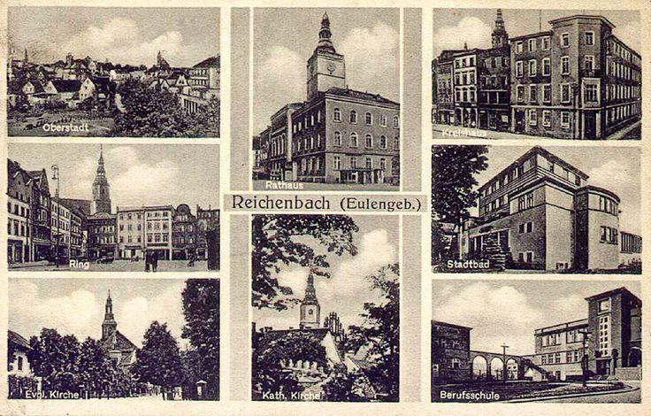 reichenbach schlesien Dzierżoniów - Google Search