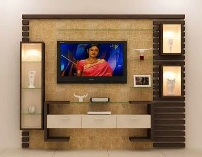 captivating living room tv wall design | Best 40 modern TV wall units wooden tv cabinets designs ...