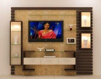 Best 40 modern TV wall units wooden tv cabinets designs ...