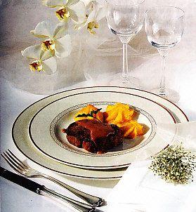 Solomillo con salsa de foie y oporto by www.vinosyrecetas.com