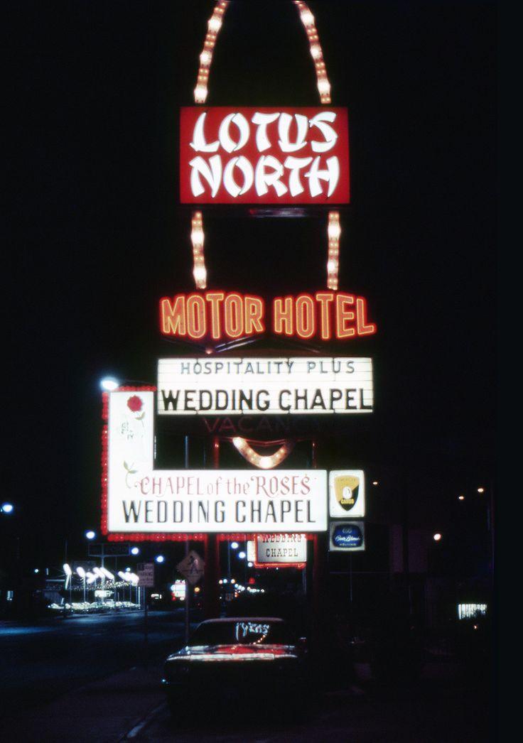 Vintage Las Vegas — Lotus North, Las Vegas, August 1975