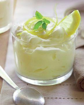 Poharas citromos túrókrém - hűs nyári finomság, kényeztető édesség! - Finom ételek, olcsó receptek » Finom ételek, olcsó receptek