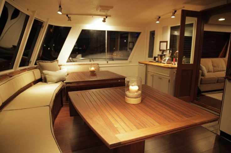 1984 Hatteras 56 Motor Yacht Power Boat For Sale - www.yachtworld.com
