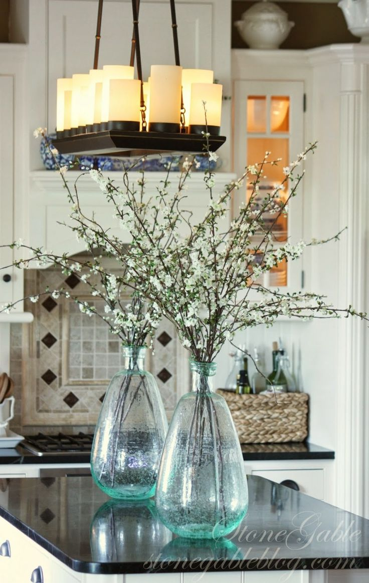 Kitchen Table Centerpiece 17 Best Ideas About Kitchen Table Centerpieces On Pinterest