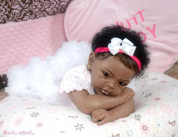 silicone baby dolls | Tips for Choosing Full Body Silicone Baby African American