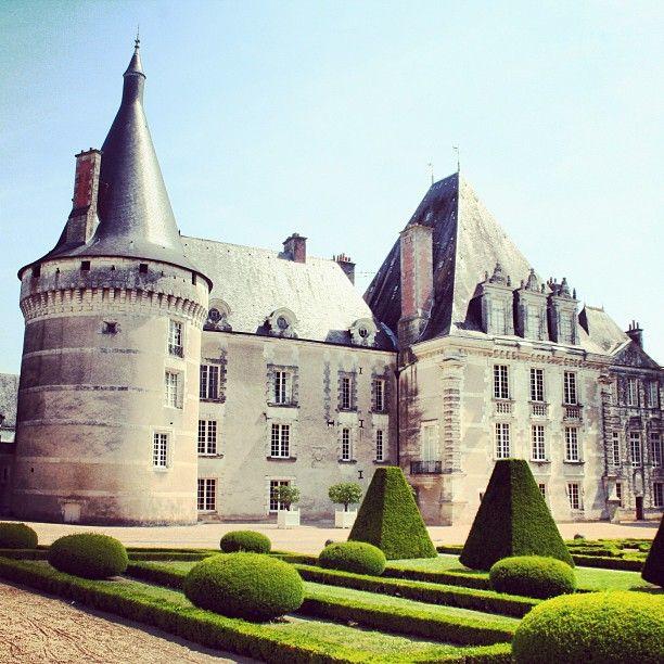 Le Château d'Azay le Ferron #berryprovince