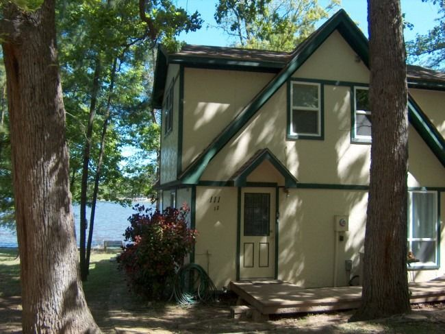 East Texas Vacation Rental Homes