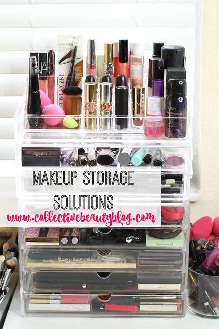 243 Best Organized Beauty Images On Pinterest Makeup