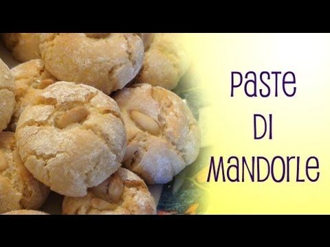 Paste di mandorla - YouTube