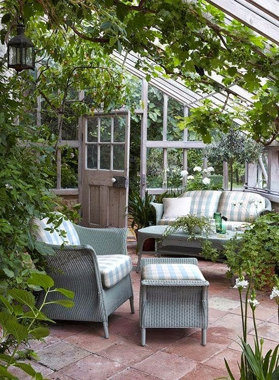 Love This Sun Room! | Outdoor Areas