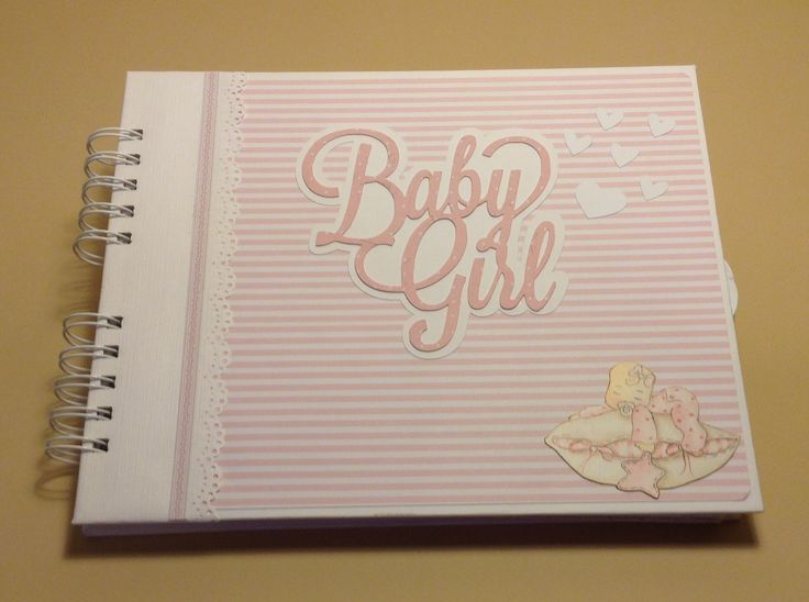 Baby girl album; Dayka Trade.