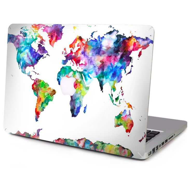 2016 NEW Front Vinyl Decal Laptop Sticker Cover For Apple MacBook                                                                                                                                                      More