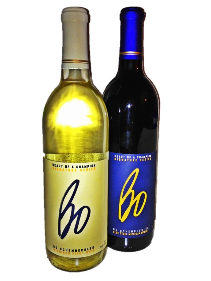 Cathy Schembechler | Bo Wines, Bo Schembechler, U of M Football, Ann Arbor Michigan, O&W ...
