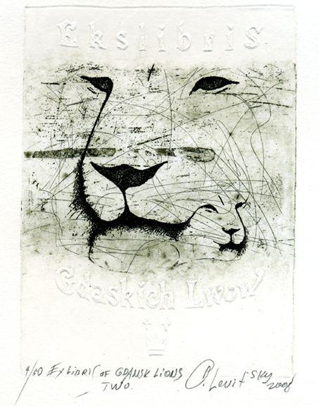 Ex Libris Gdansk Lions