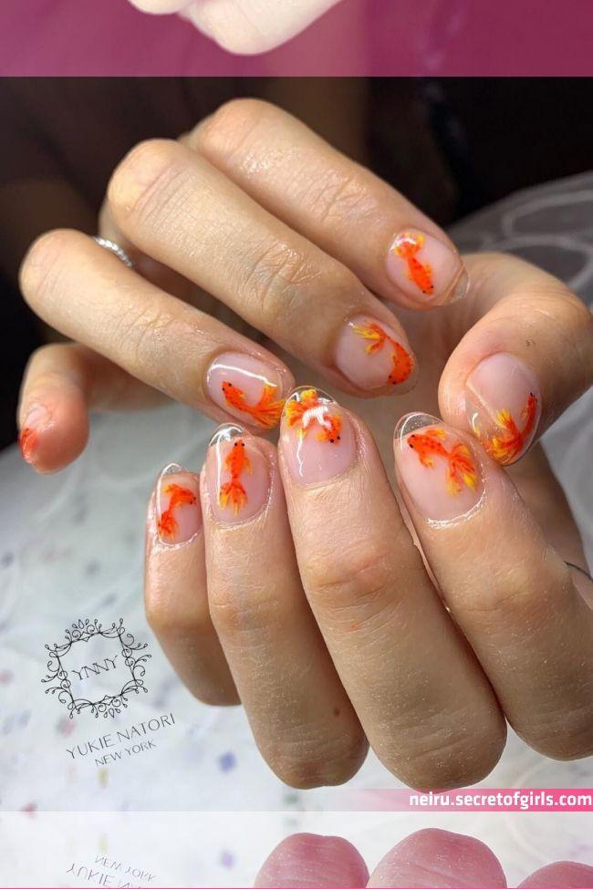 Yukie Natori Ny Spa Amp Salon On Instagram New Spring Nail