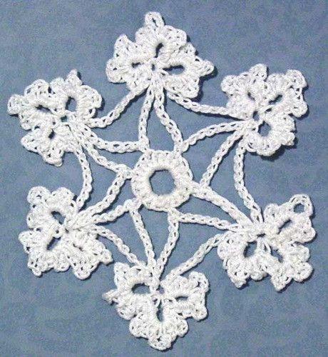 FREE PATTERN ~ Snowflake Pattern