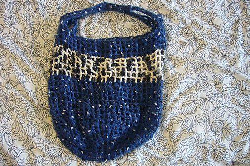 ..háčkovaná taška..
