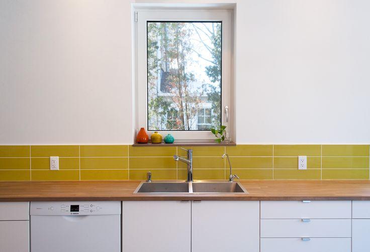 Guelph Deep Energy Retrofit - Kitchen   Passive Solar Design   Sustainable Building   Solares Architecture