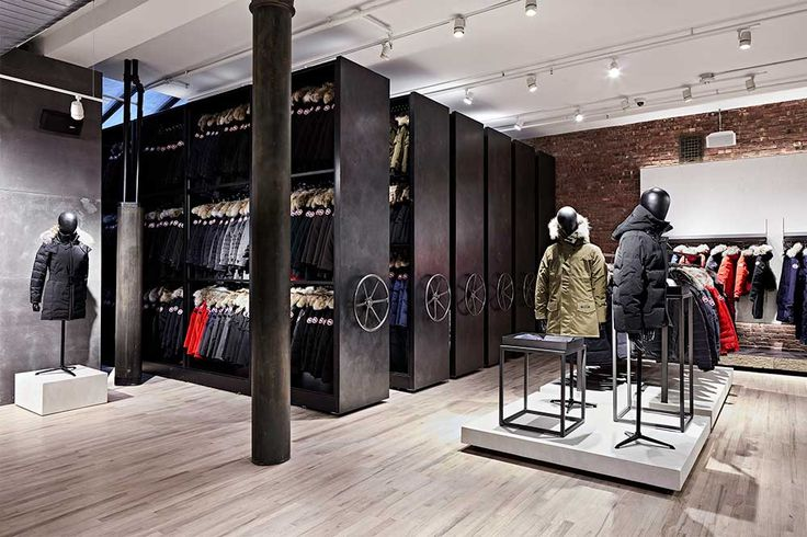 Canada Goose, New York City | Chain Store Age