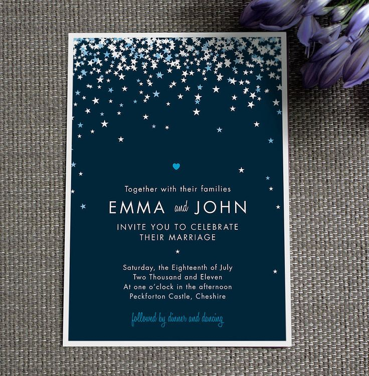 navy blue and kelly green wedding invitations%0A Bella Wedding Invitation