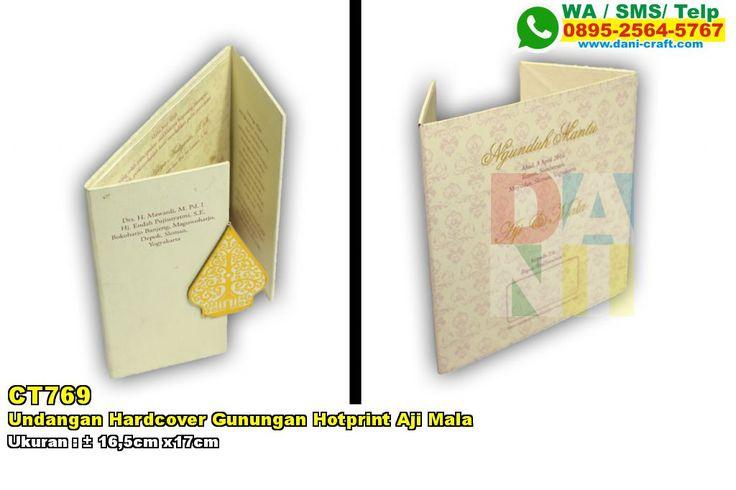Undangan Hardcover Gunungan Hotprint Aji Mala HUB: 0852-2855-8701 (WA/Telp) #UndanganHardcover #TokoHardcover #souvenirPernikahan