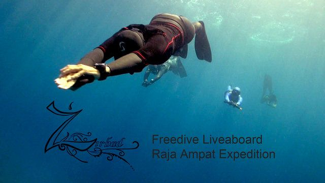 Zirbad Freedive Liveaboard Raja Ampat Expedition