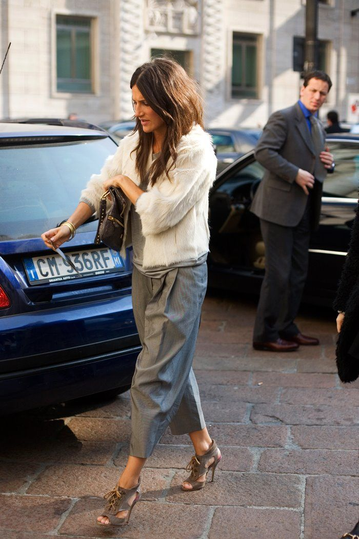 As We Begin To Transition Into Spring, Paris « The Sartorialist