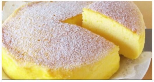 The World Is Going Crazy For This Japanese Cheesecake With ONLY 3 INGREDIENTS!