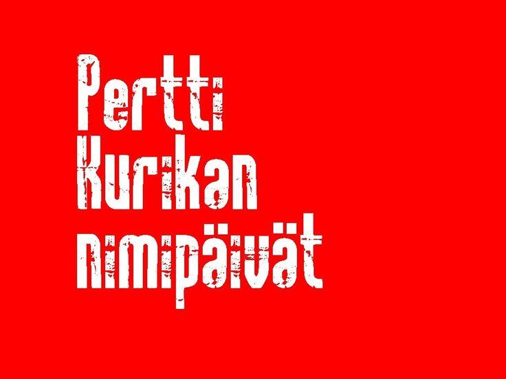 eurovision finland pertti kurikan