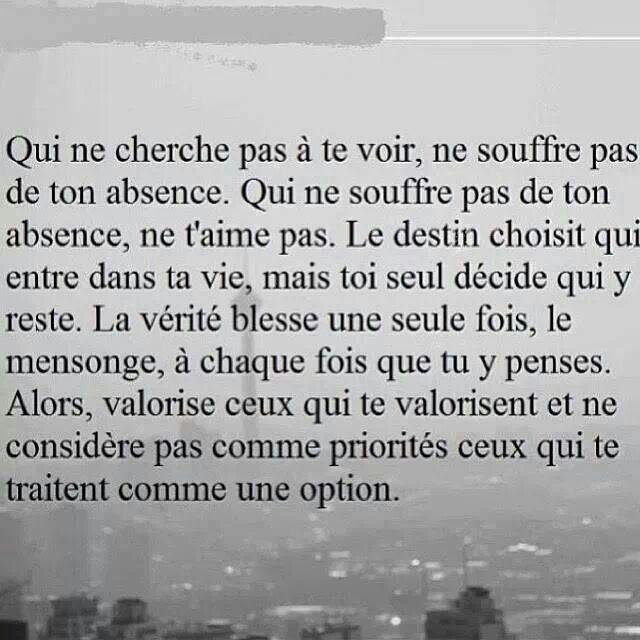 A méditer ...   Very true.....      Aline ♥