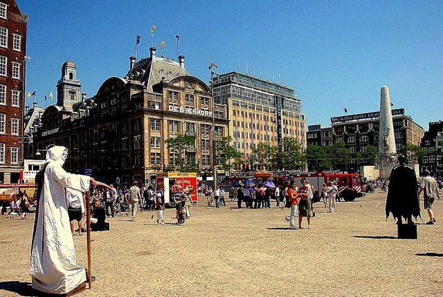 Dam Square - Amsterdam, The Netherlands | AFAR.com